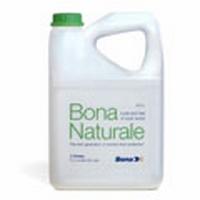Bona naturale watergedragen afwerking 1 komponenten 4,5  liter